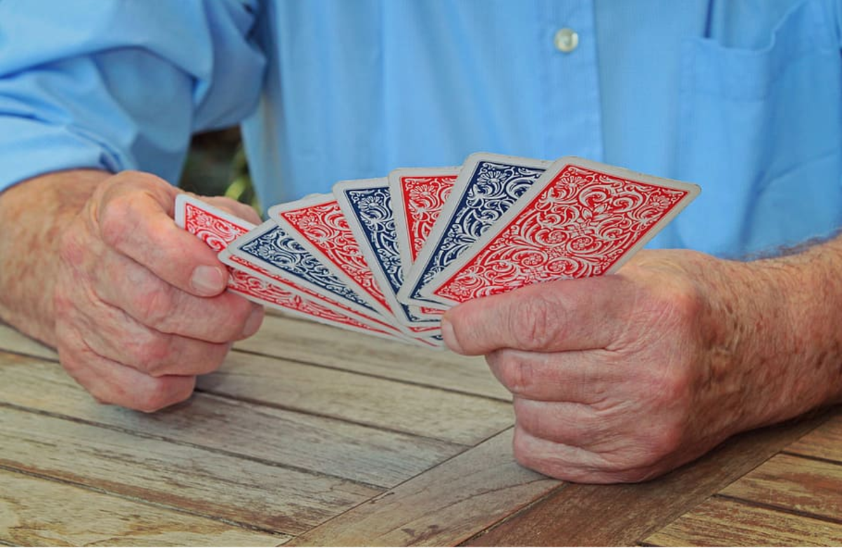 In a card game, all players receive a dealt hand. When we come into this life, God provides every one of us with a predetermined hand.  Additionally, we are allowed to determine how we play that hand.