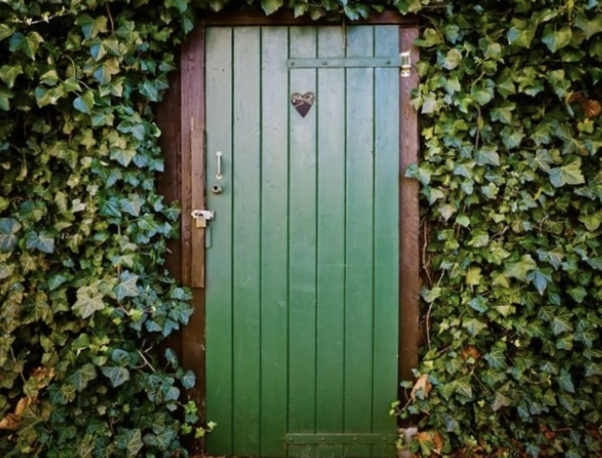 Knock on the door