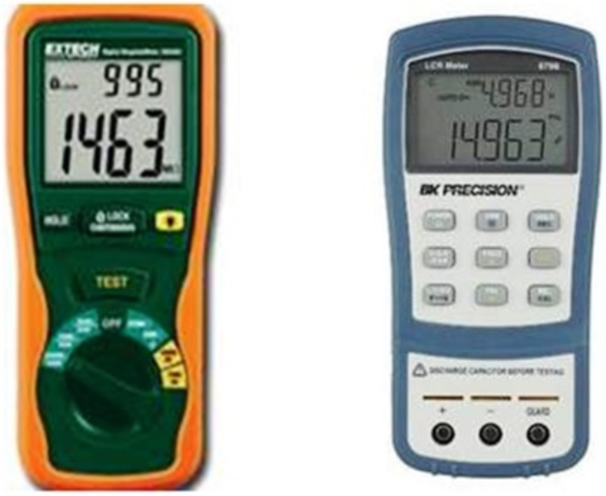 Handheld Test Multimeters