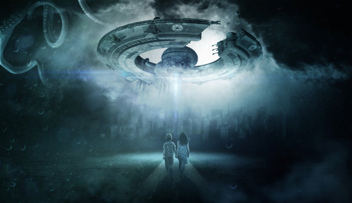 Alien Covid-19 Symbiosis