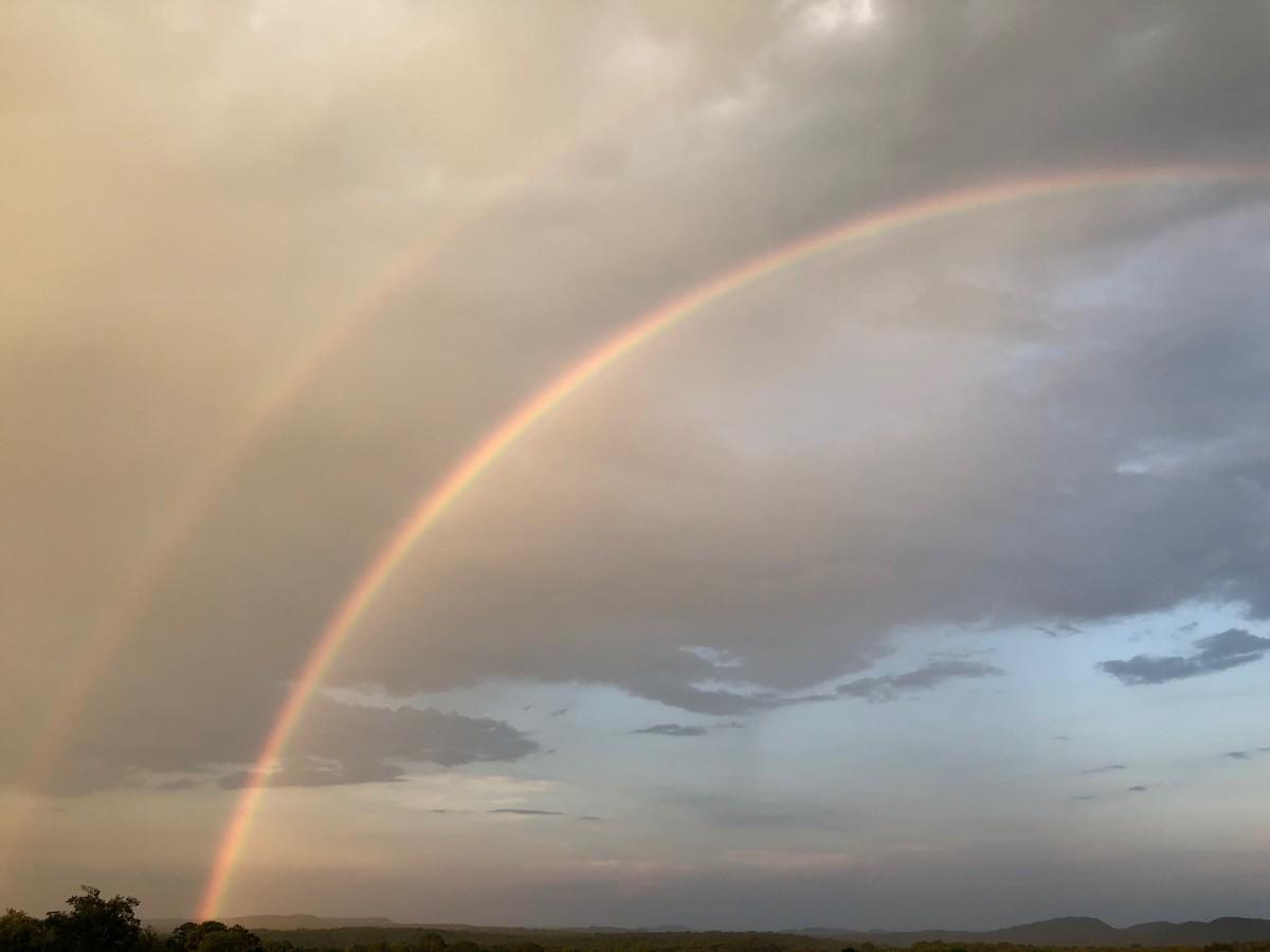 Where Rainbows Never End