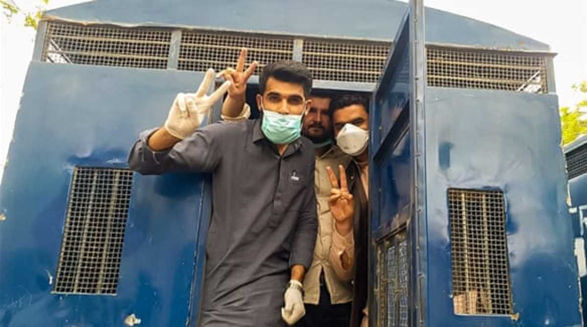 Doctors in Pakistan arrested for their protest to get access to Personal Protective Equipment (PPE)