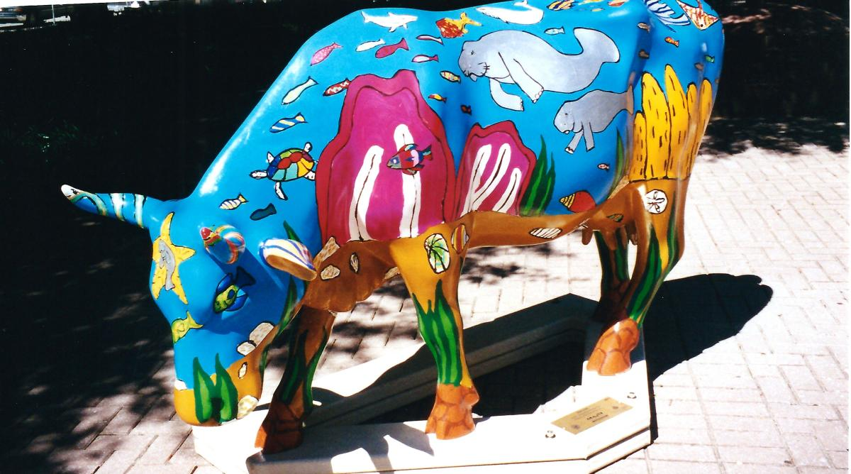 Sea Cow by Valley West Elementary