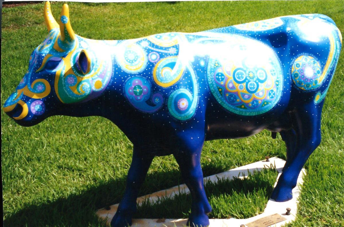 Cowsmic Cowlendar