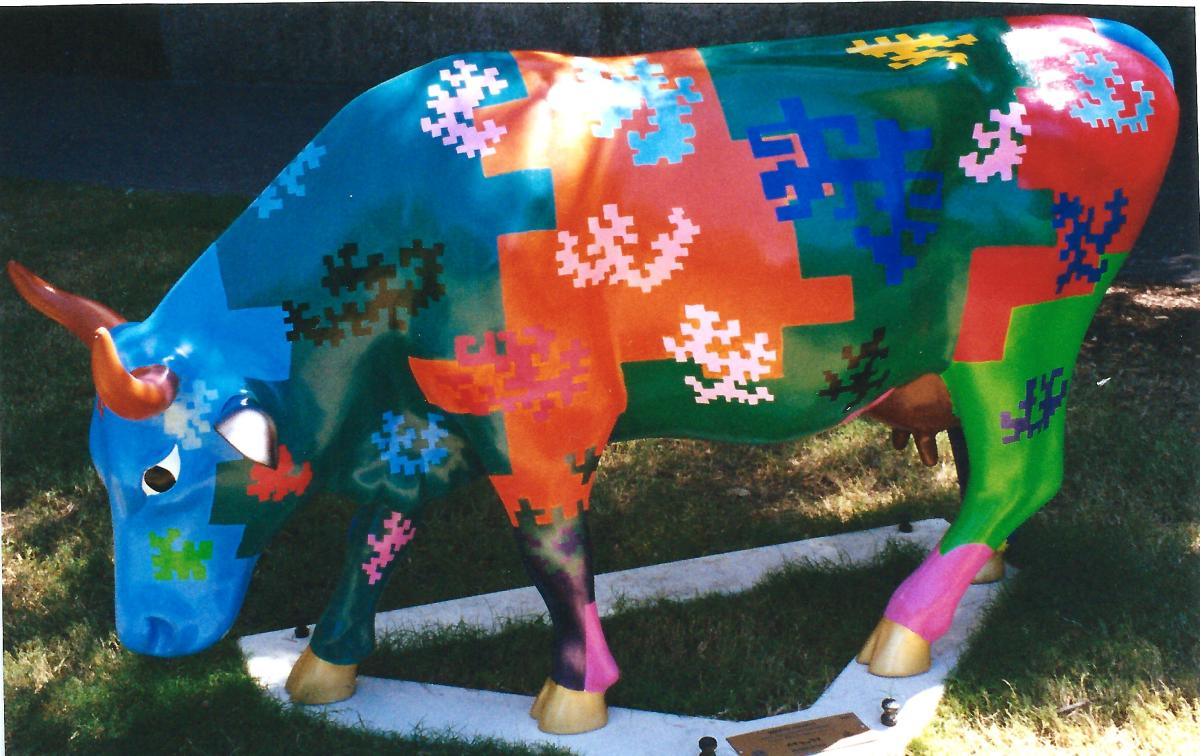 Moocho Colores by Cesar Chavez High School