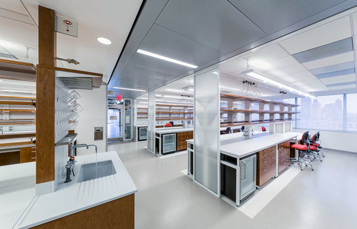All kinds of discoveries can be made in the Research and Development Lab!