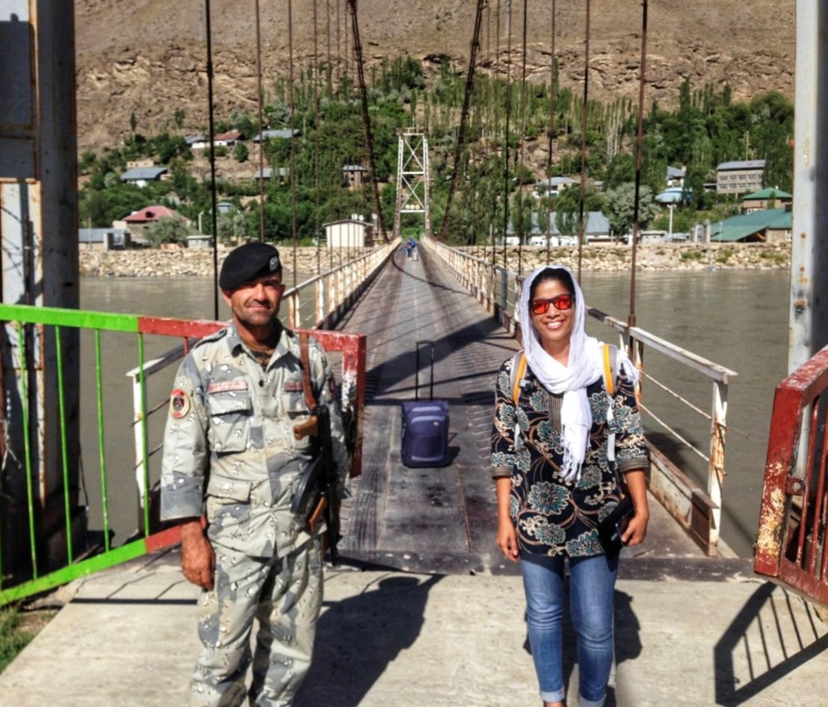 Border Crossing: Afghanistan - Tajikistan