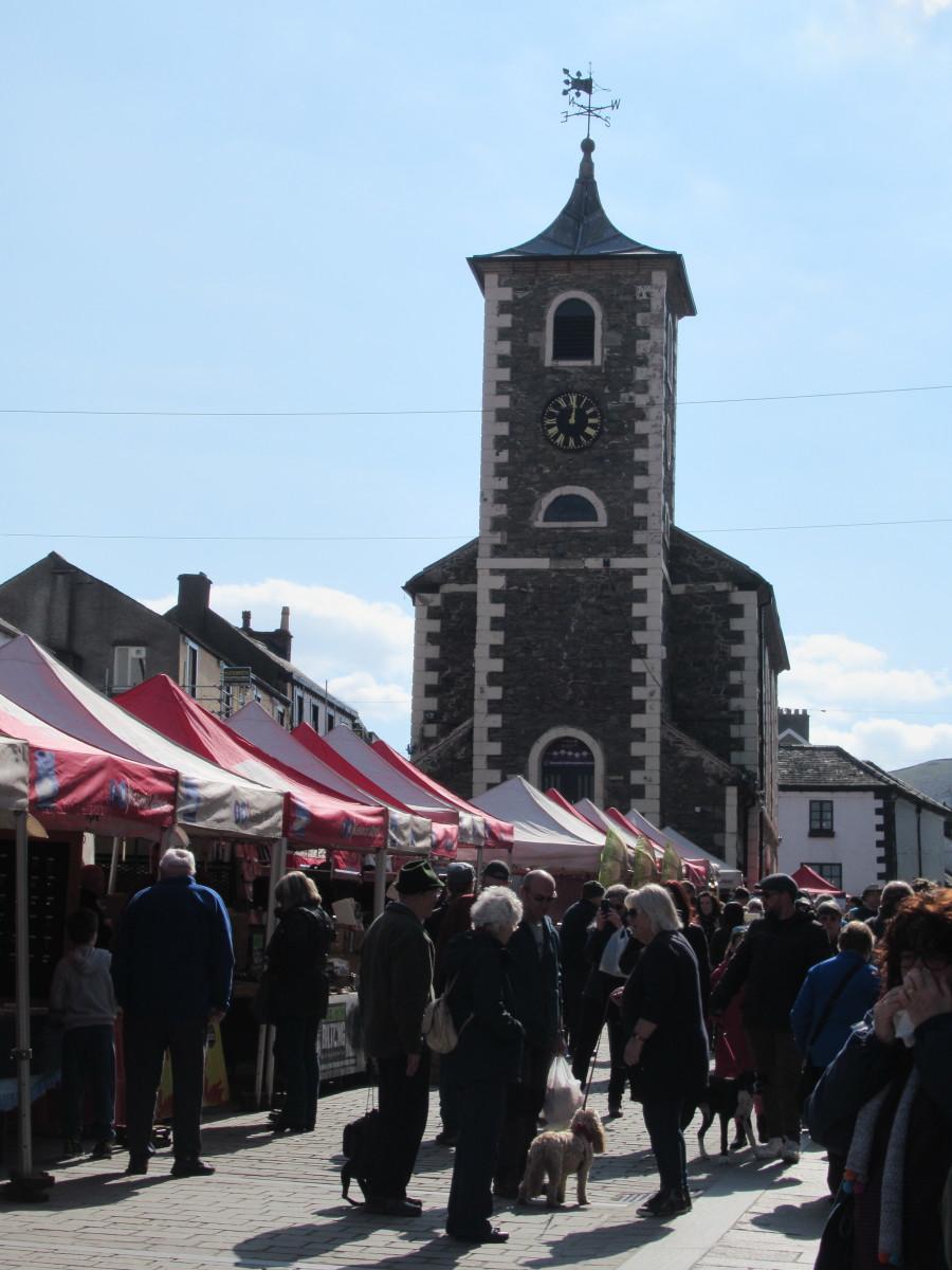 Keswick Market Place