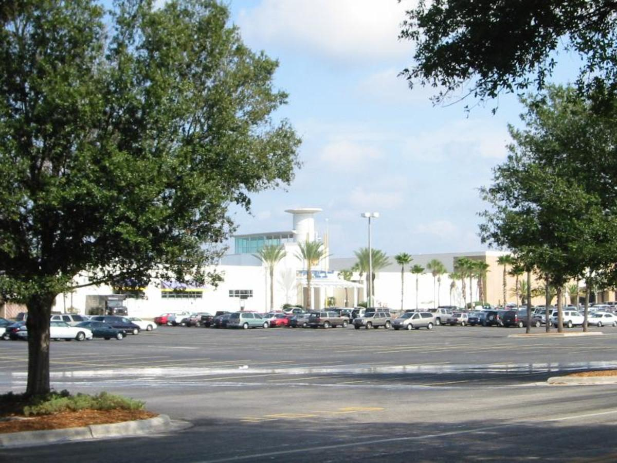 University Square Mall, Anytown, USA