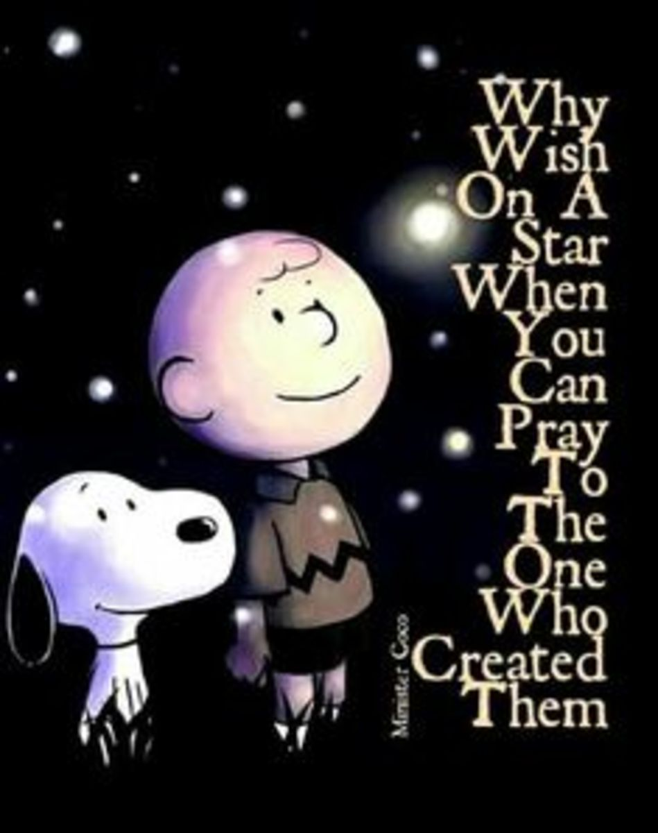 Prayer is talking with the Lord