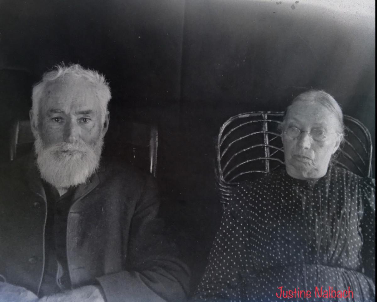 Friedrich & Charlotte Vollmar