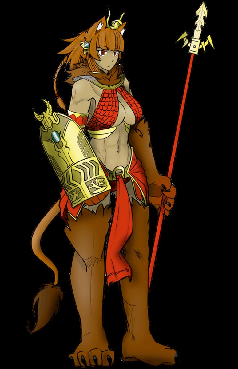 Elder Daughter of Village Leader - Helena (Trainer of Manjur)