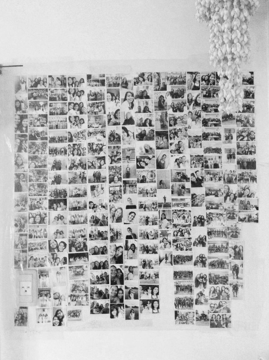 Photo wall (2017-2018)