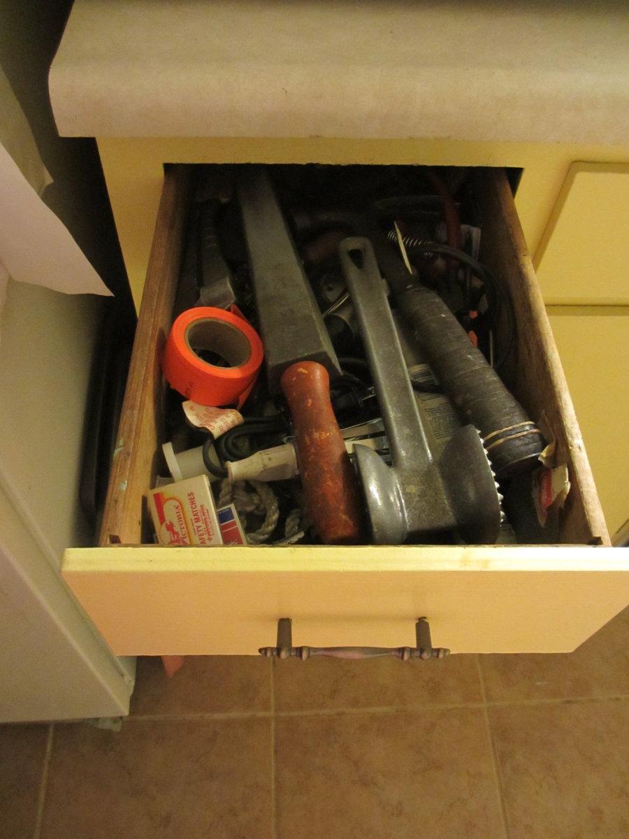 Treasure in the Junk Drawer