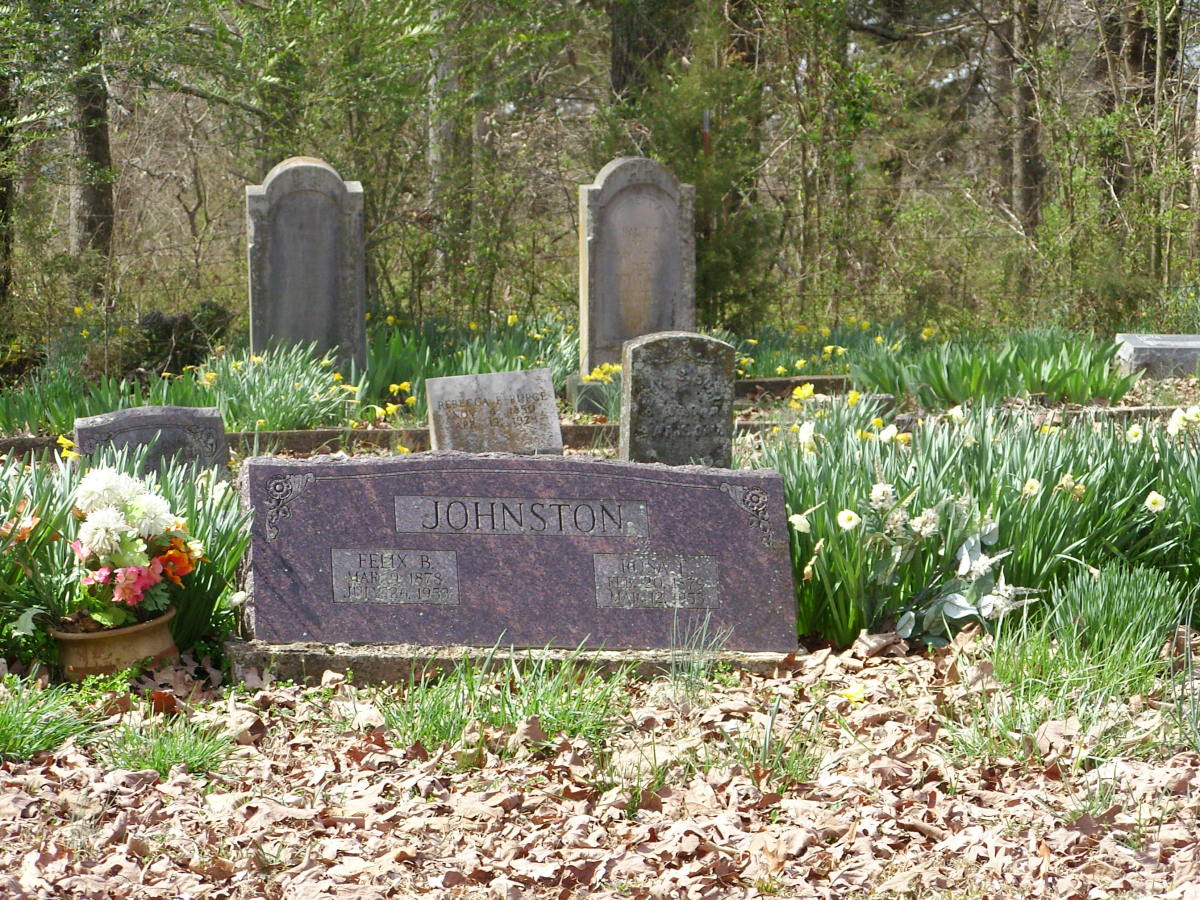 My grandparents' graves could benefit from a Derwydd planting
