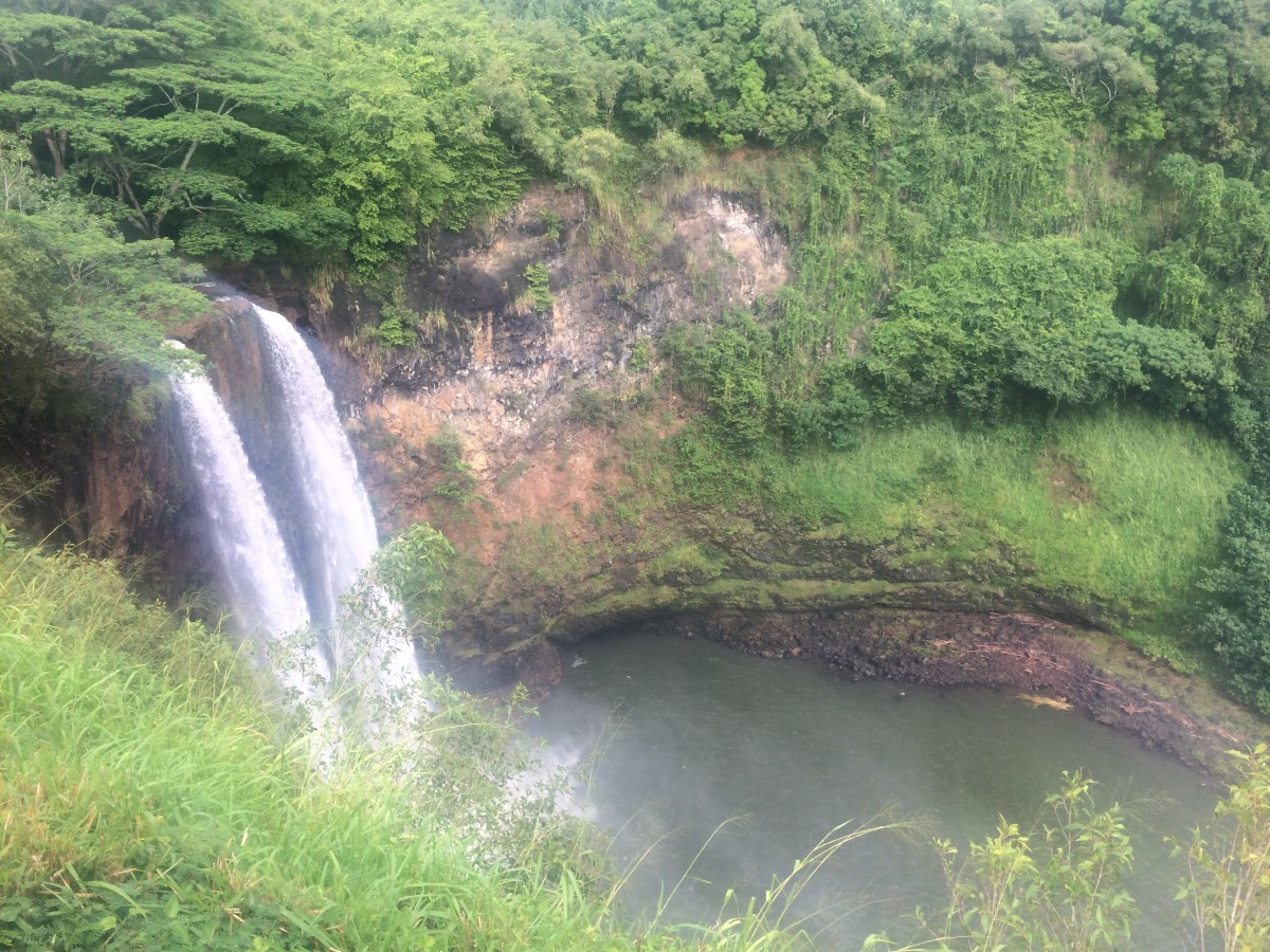 Wailua Waterfall
