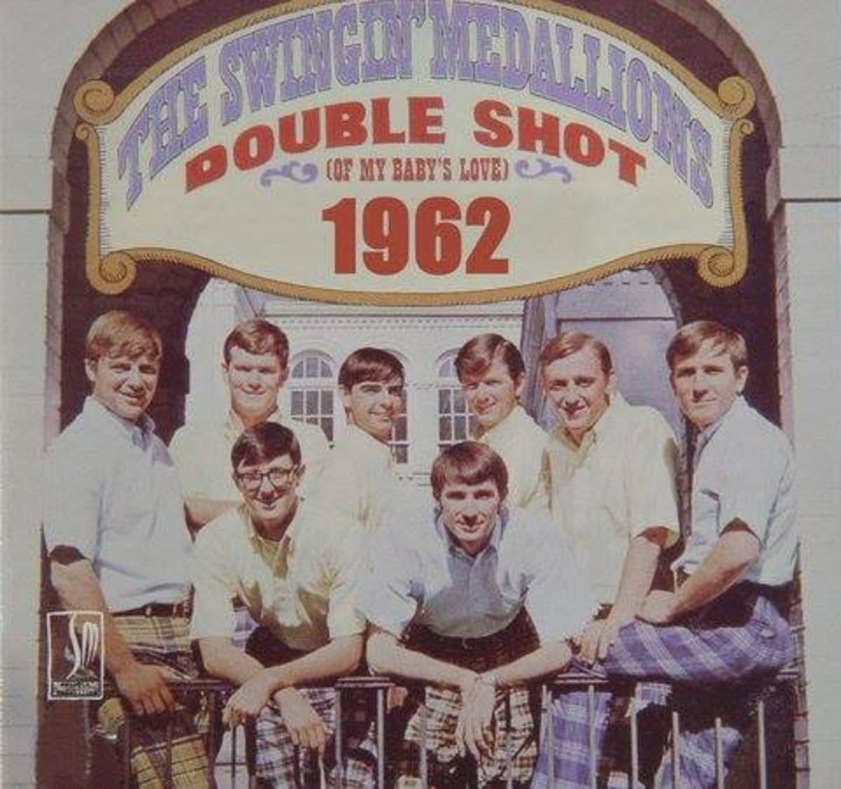 "Swingin Medallions' First hit ""Double Shot (of My Baby's Love)."