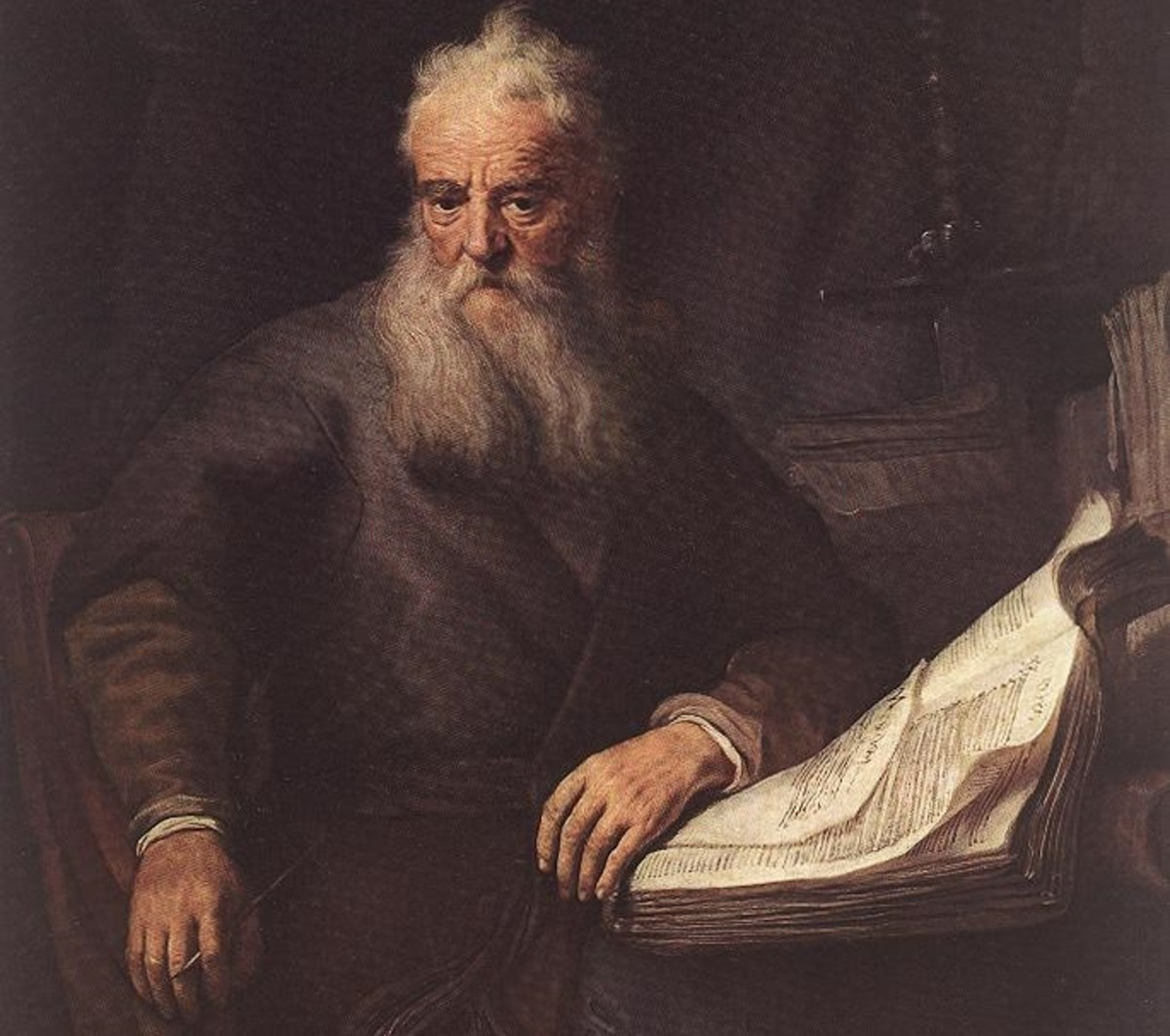 The Apostle Paul by Rembrandt