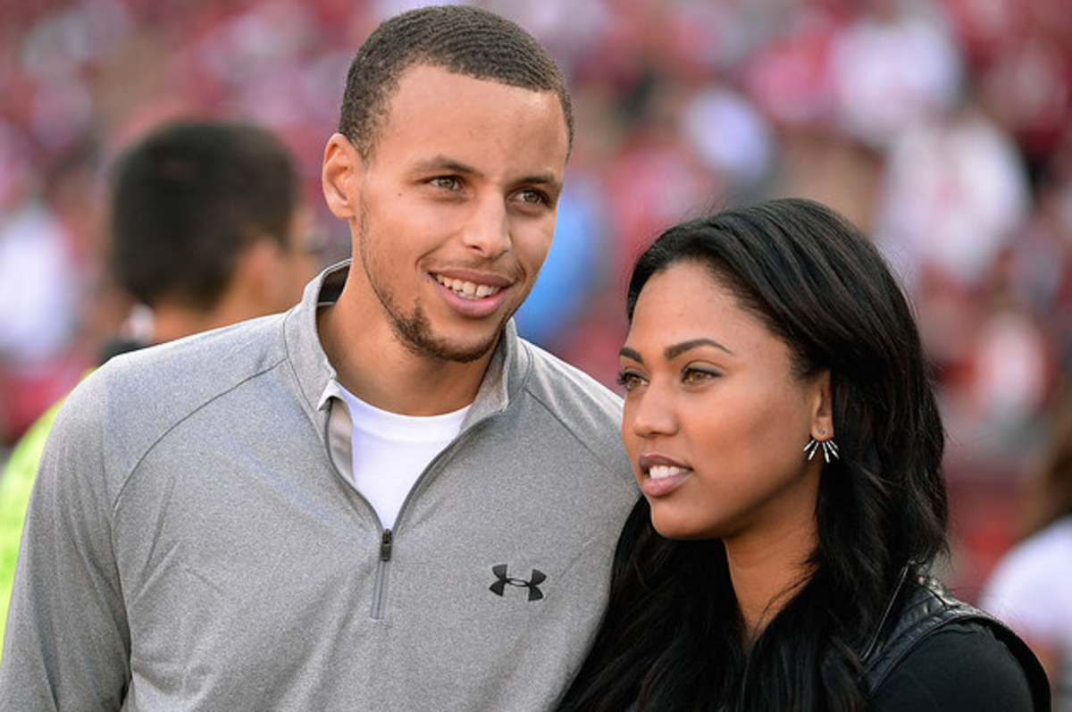 Stephen and Ayesha Curry were highschool sweethearts. They are happily married with two beautiful daughters.
