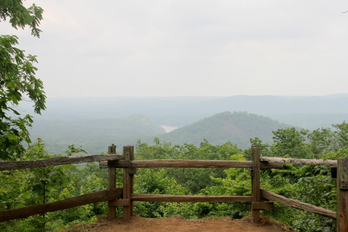 The Uwharries are some of the oldest mountains in the world.