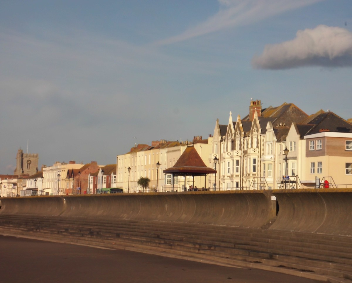 Burnham's Seafront Buildings