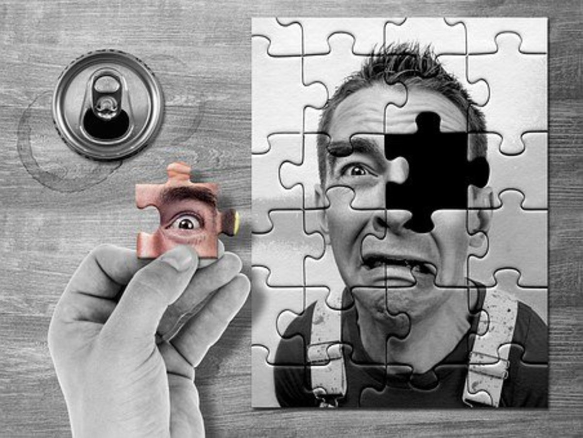 Has the Puzzling Eased?  Keep going, you have almost figured it out.