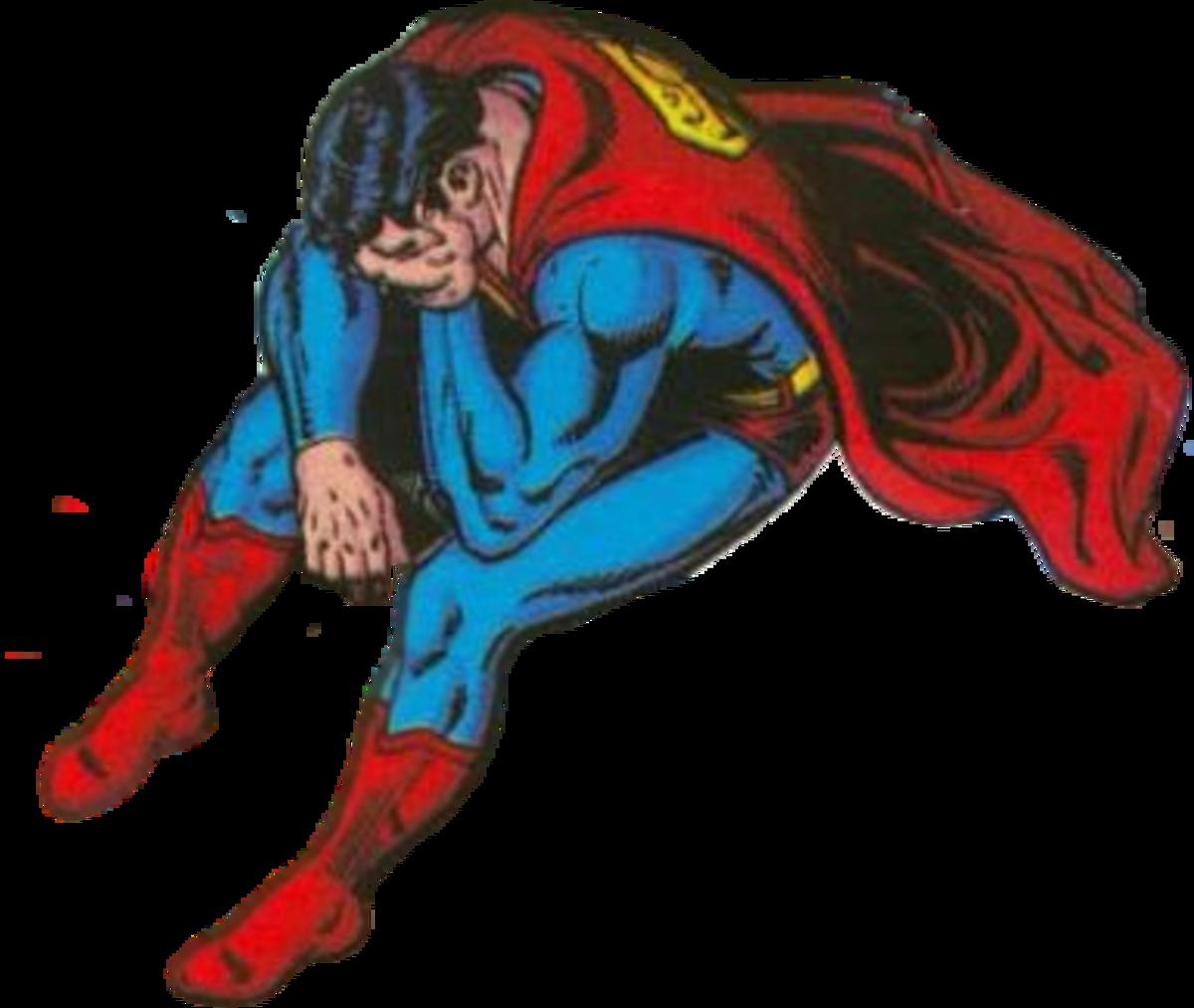 Superhero Blues