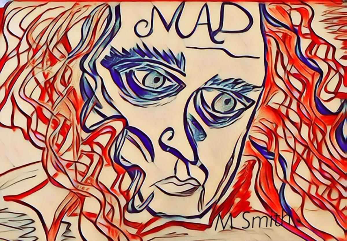 A Mad Man