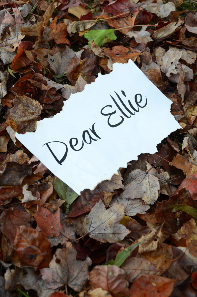 Dear Ellie - Part 19