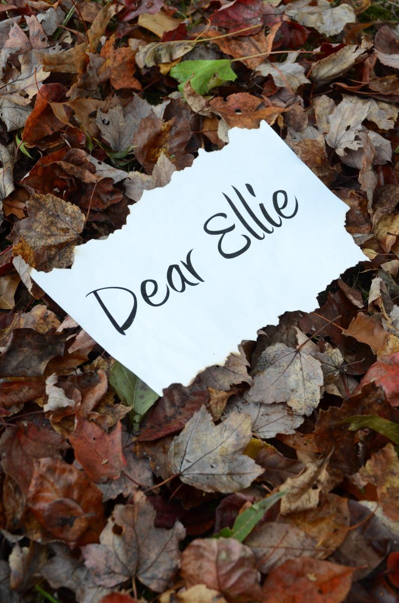 Dear Ellie - Part 19