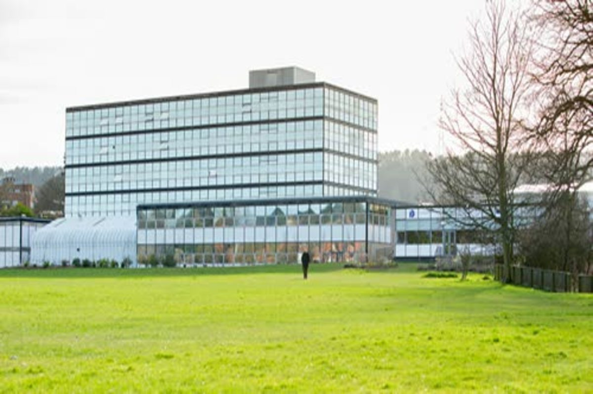 Scarborough Technical College and Art School as was, currently the Yorkshire Coast College, located on Scalby Road on the way to Whitby
