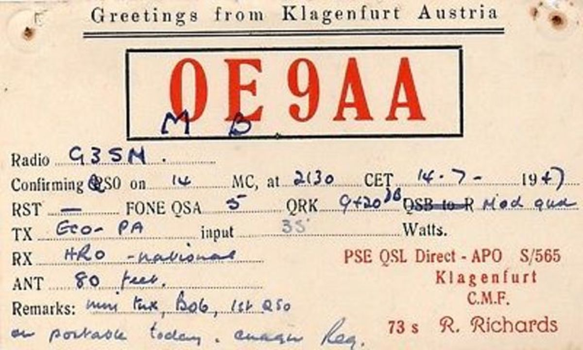 British Forces Radio based in Klagenfurt - where Brigadier Toby Law was based. Controversy later raged over the forcible repatriation of Russian and Ukrainian members of the SS Galicia Division with officers drawn from exiled Russian families