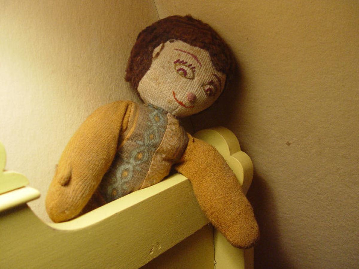 My Old Rag Doll