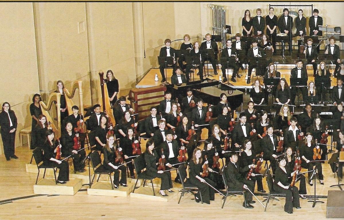 Atlanta Symphony Youth Orchestra 2007