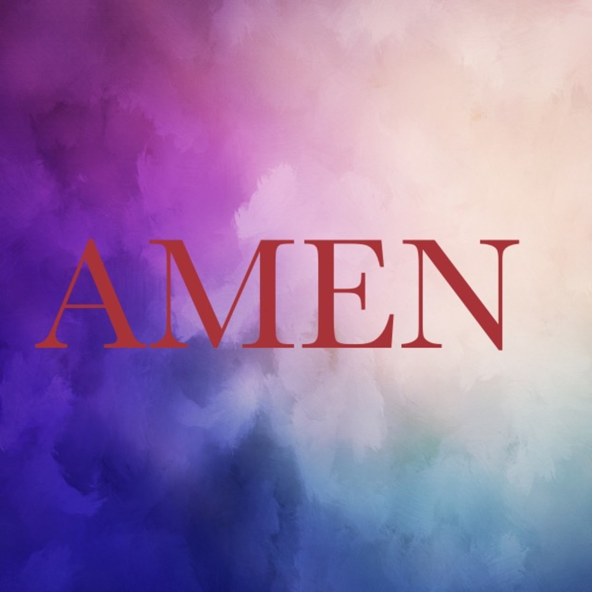 The Case Against Saying 'Amen' To Everything