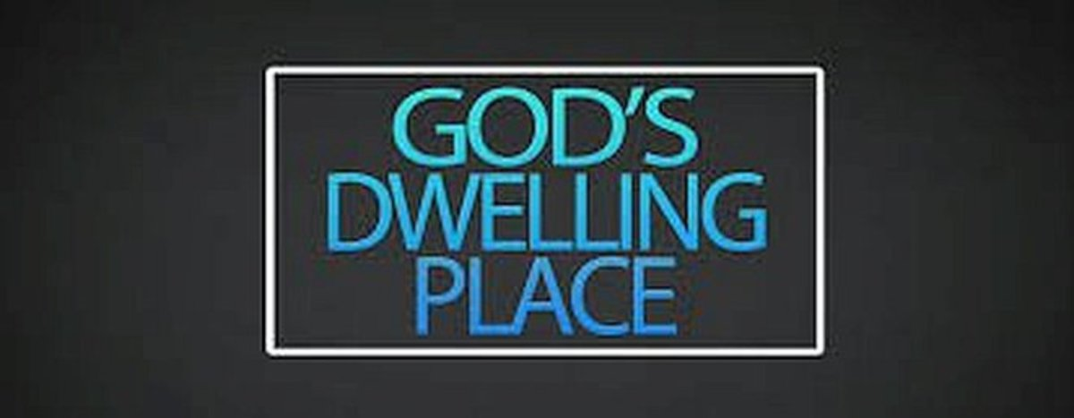 The third heaven is God's dwelling place.