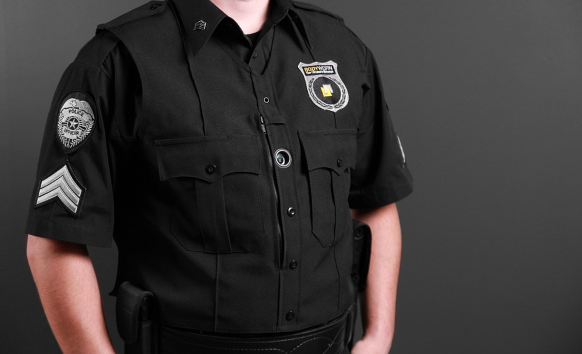 Truman Haas, head of security.