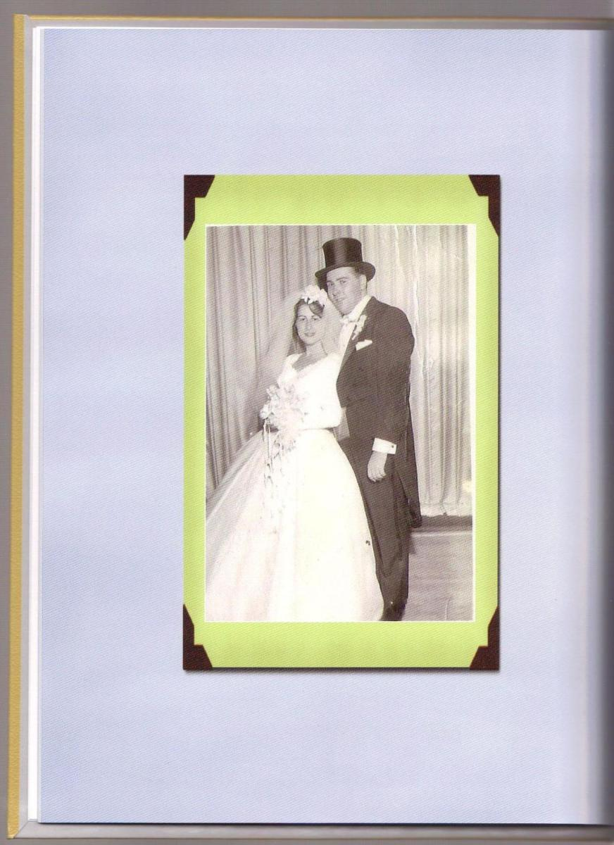 Mom and Dad, a nearly 50-year love affair