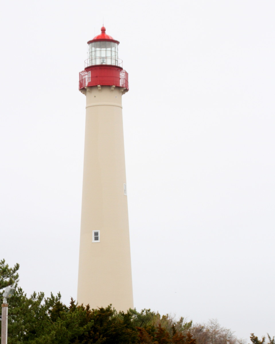 'Cape May lighthouse (New Jersey)