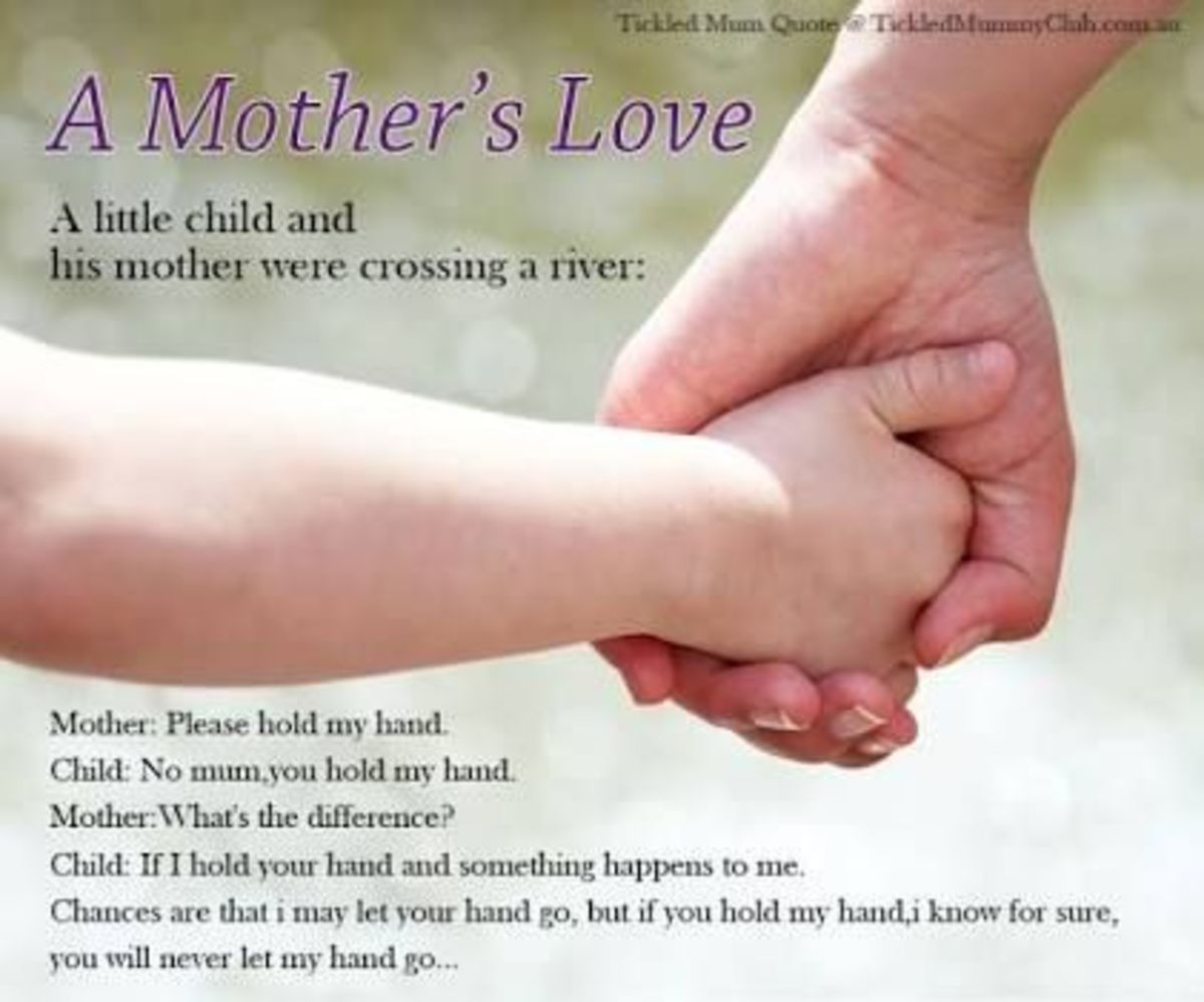 Mother's Love Quote