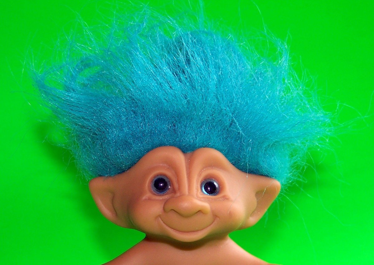 Whatever Happened to the Cute Doll Trolls?