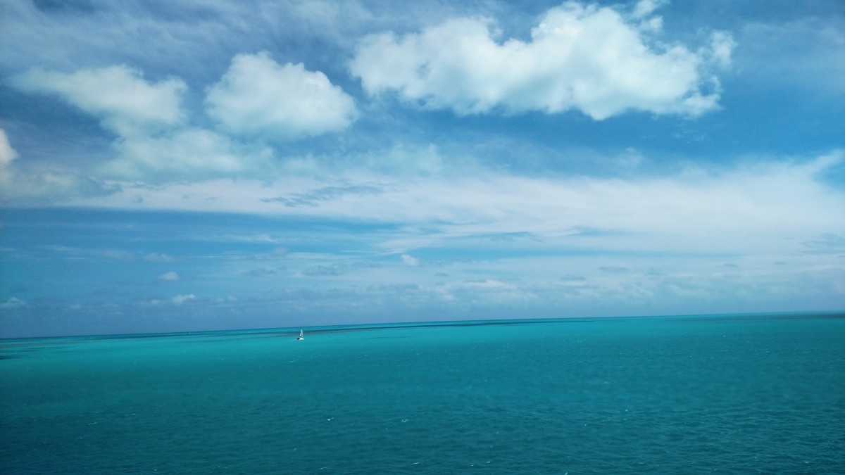 Another beautiful day in the Florida Keys