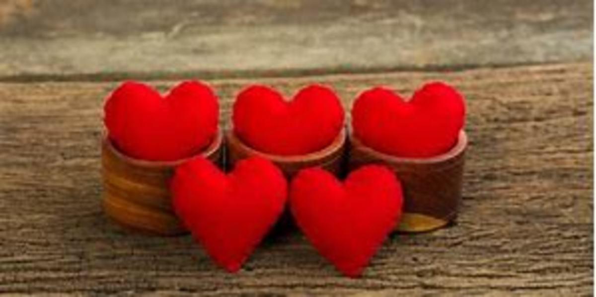 Define Me Love...
