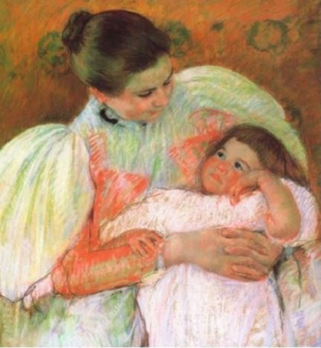 Nanny and child