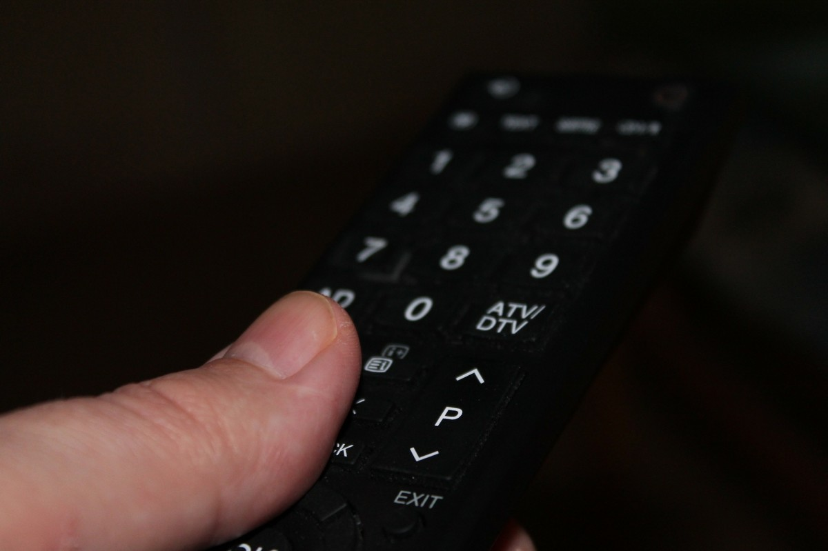 Have you ever tried to dial with your TV remote?