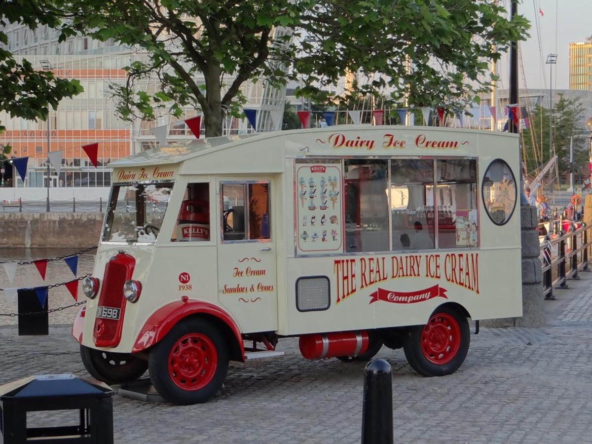 Evil Ice Cream Van