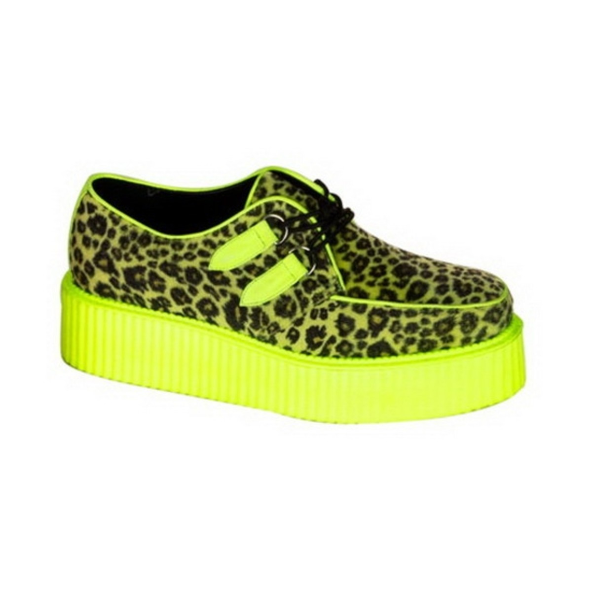 MEOW! Nothing quite like clomping into the dance scene wearing these leopard spotted lovelies!