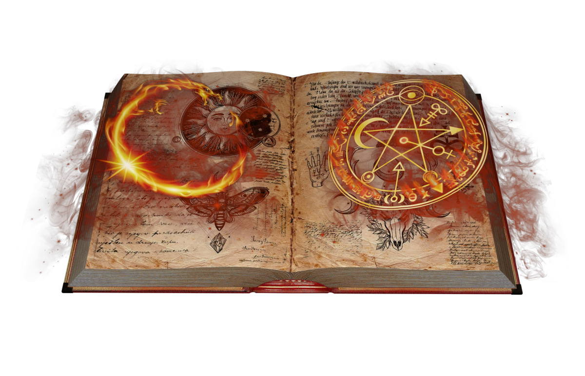 Poems About Magic and Spells