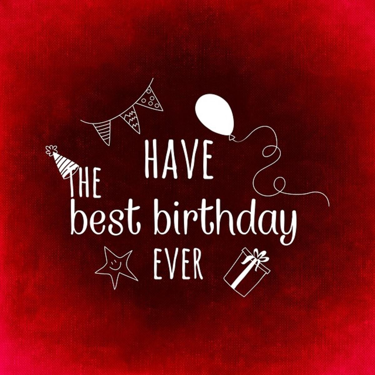 Dear Friend Happy Birthday