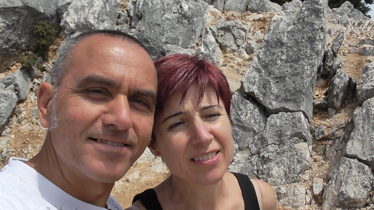 Me and my Superwoman, ageing in Love!